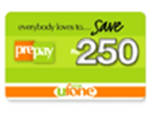 Picture of Ufone 250
