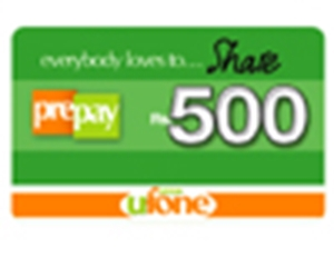 Picture of Ufone 500